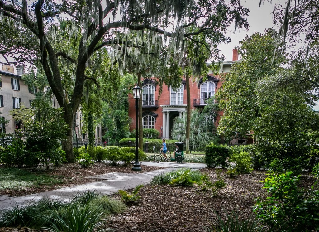 America's Most Unusual Romantic Destinations | Part II | Savannah, Georgia