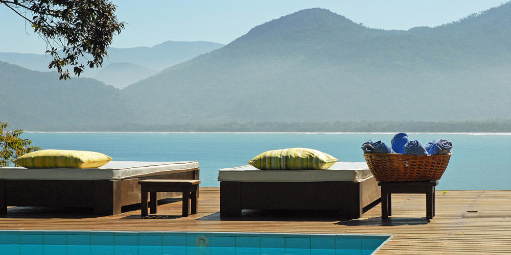 Ten Hot Hotels In Brazil | Pousada Picinguaba, near Paraty