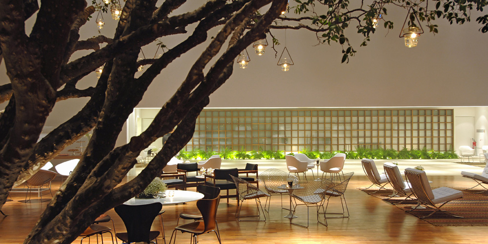Ten Hot Hotels In Brazil | Fasano Hotel, São Paulo
