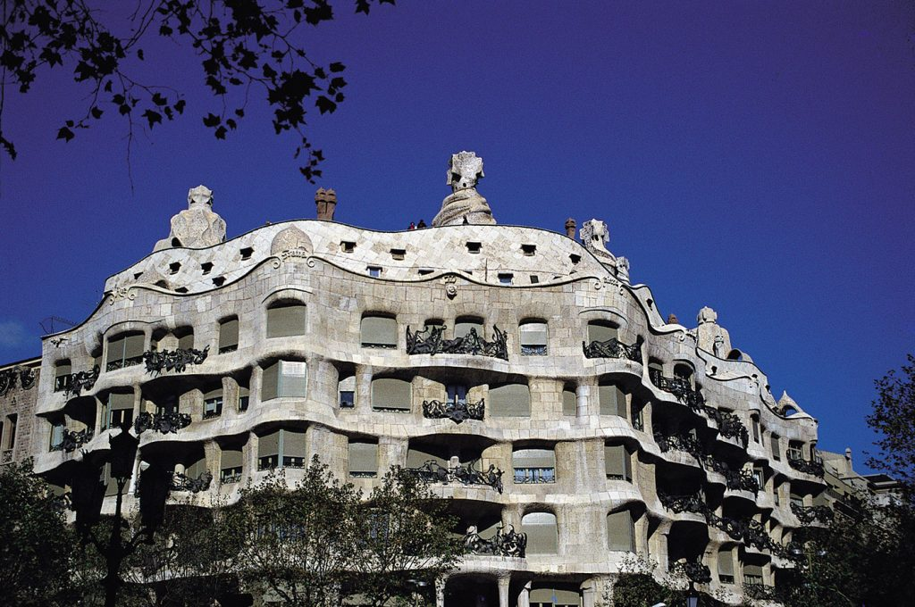 World's Most Beautiful Cities | Barcelona - Casa Mila La Pedrera | Credit: L.Betran | Courtesy: Barcelona Turisme