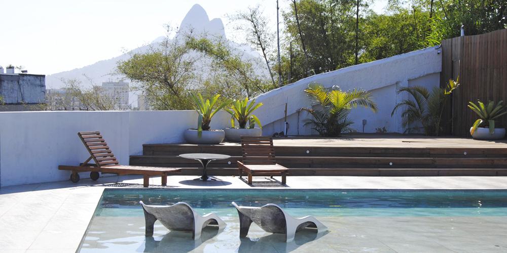 Ten Hot Hotels In Brazil | Casa Mosquito, Rio de Janeiro