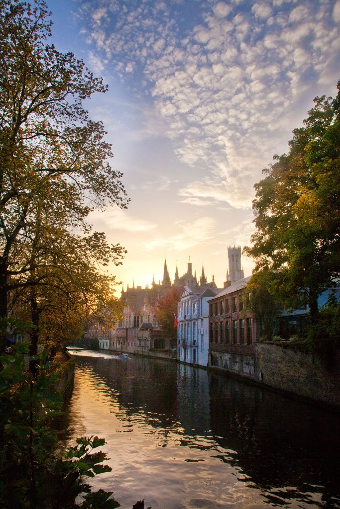 The World's Most Beautiful Cities | Brugge | Credit: Jan D'Hondt | Courtesy: Toerisme Brugge