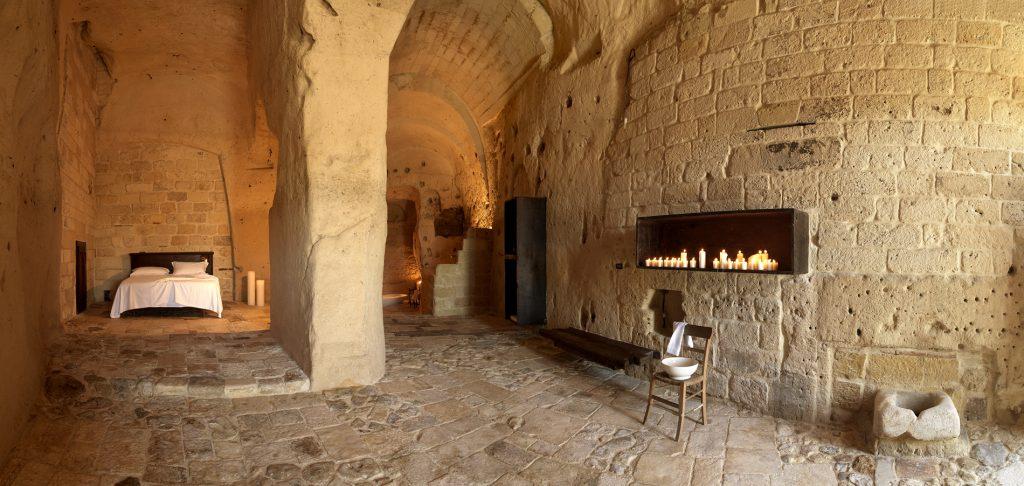 Sacred Stays | Le Grotte della Civita, Matera, Puglia & Basilicata, Italy