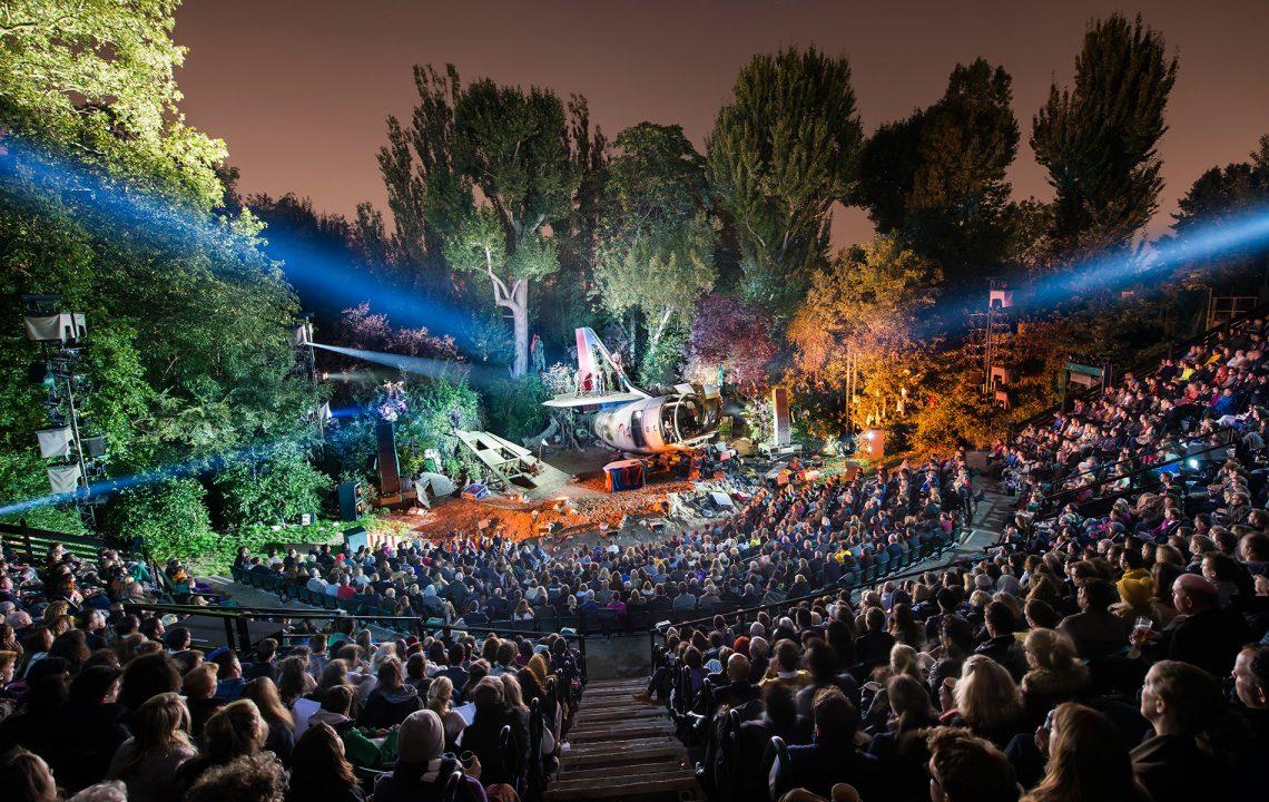 Open Air Theatre Credit: David Jensen | Courtesy: Open Air Theatre