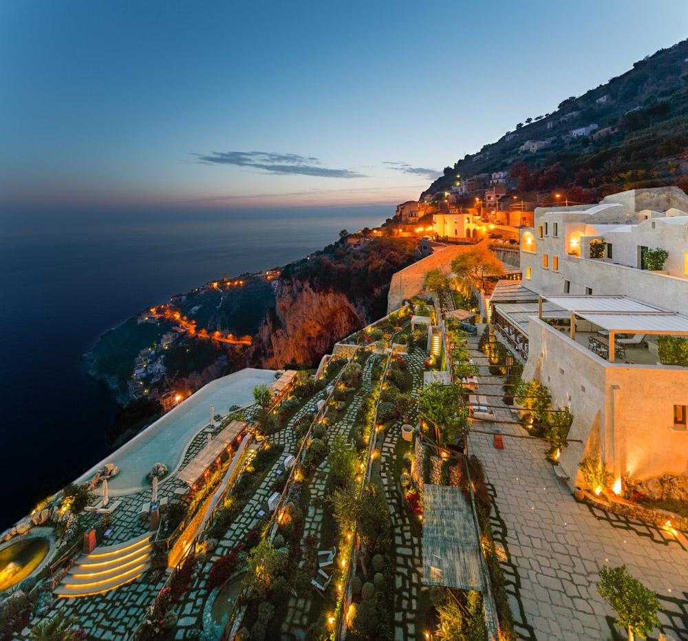 Sacred Stays | Monastero Santa Rosa, Amalfi Coast, Italy
