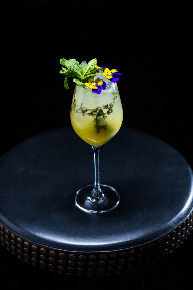 Celebrate World Gin Day | Jungle book inspired gin cocktails at Old Bengal Bar