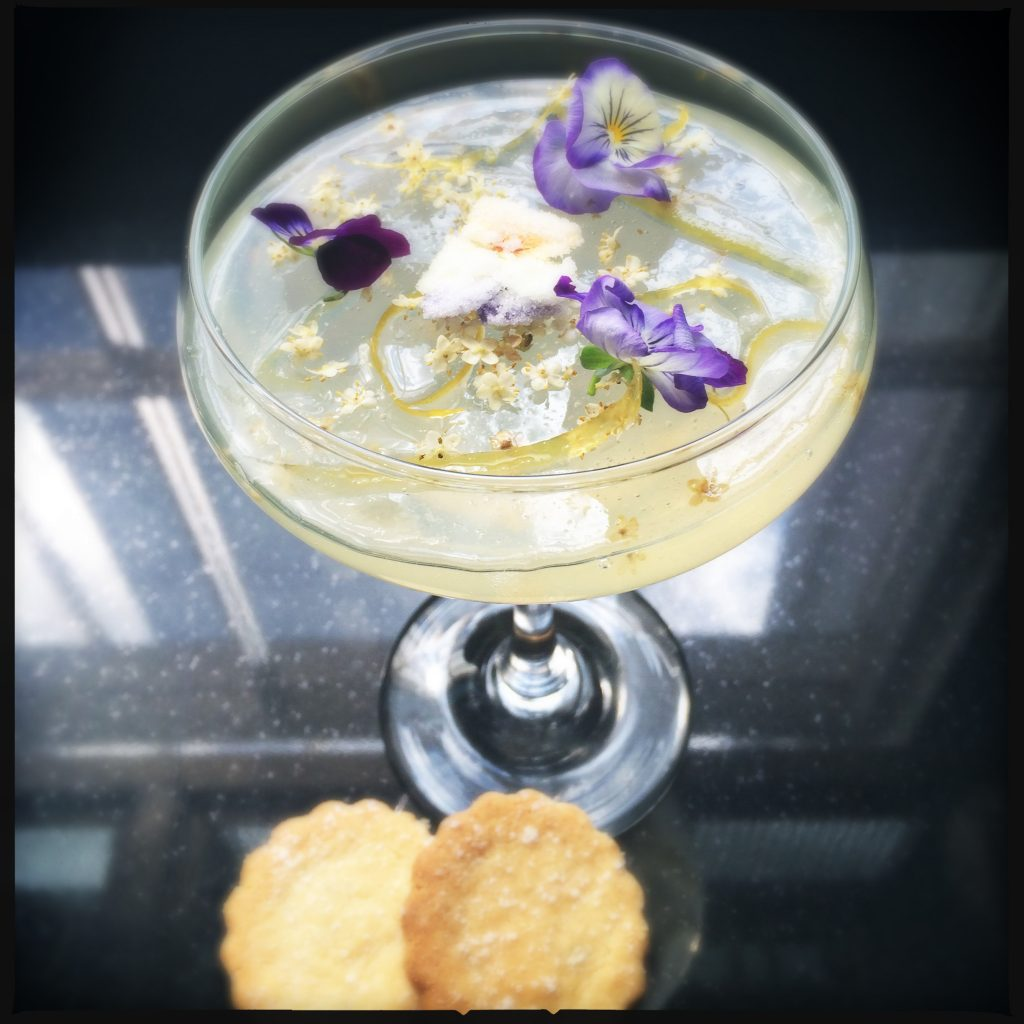 Celebrate World Gin Day | Rock Rose gin jelly at Plum + Spilt Milk
