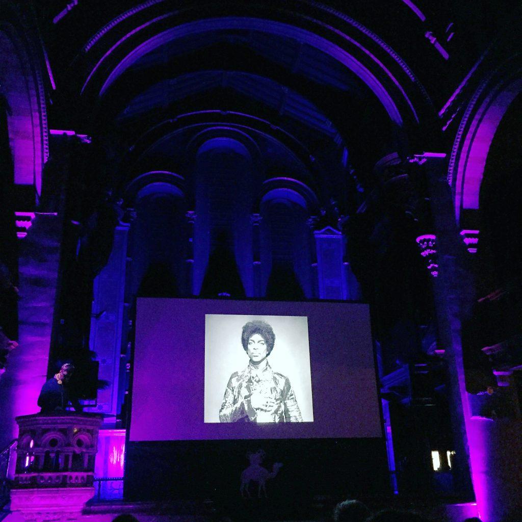 The Nomad Cinema - Purple Rain - Prince