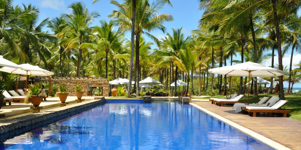 Ten Hot Hotels In Brazil | Txai Resort, Bahia