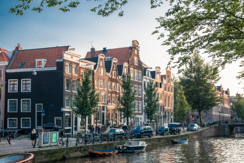 The World's Most Beautiful Cities | Amsterdam | Source - Koen Smilde | Courtesy - I Amsterdam