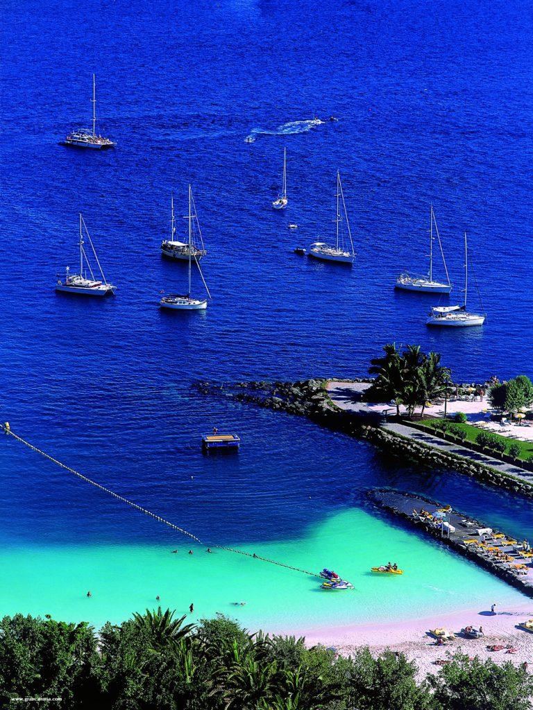Instagramable Gran Canaria Hot Spots |Playa de Anfi