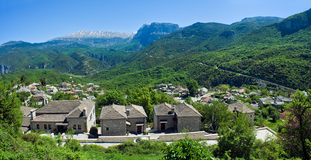 20 Unbelievable Off-the-Grids Getaways | Part I | Greek Mystical Mountain Adventure | www.aristi.eu/el