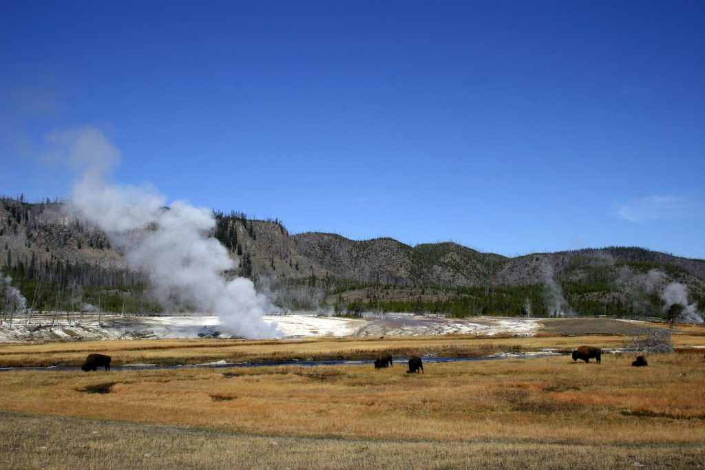 America's Most Beautiful National Parks | Part II | Yellowstone National Park | www.VisitTheUSA.co.uk