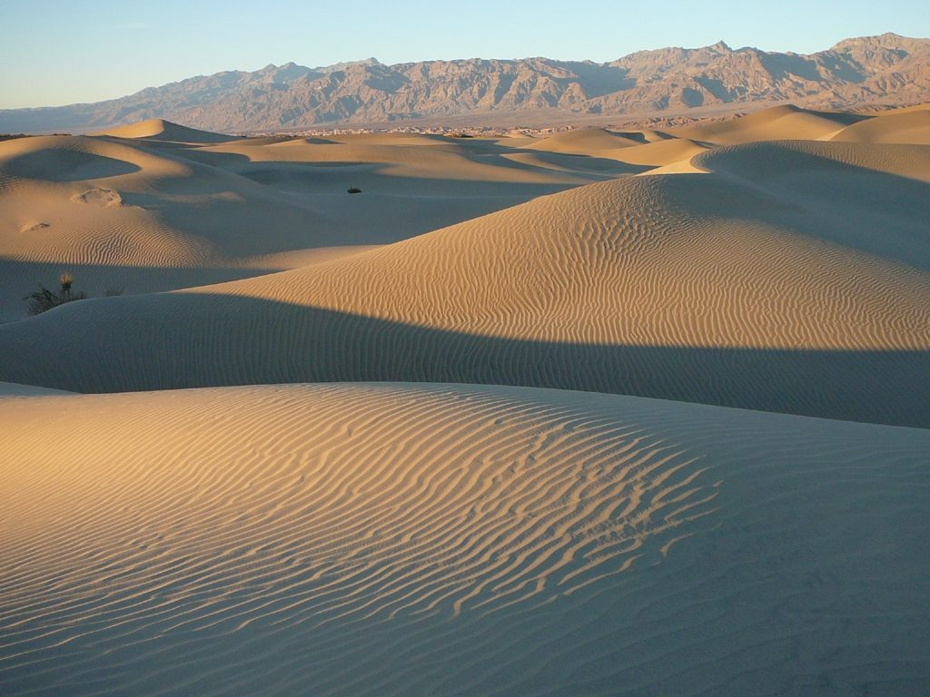 America's Most Beautiful National Parks | Part I | Death Valley National Park | www.VisitTheUSA.co.uk