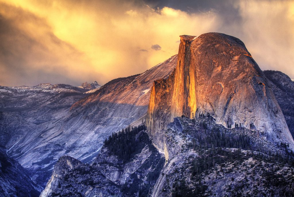 America's Most Beautiful National Parks | Part II | Yosemite National Park | www.VisitTheUSA.co.uk