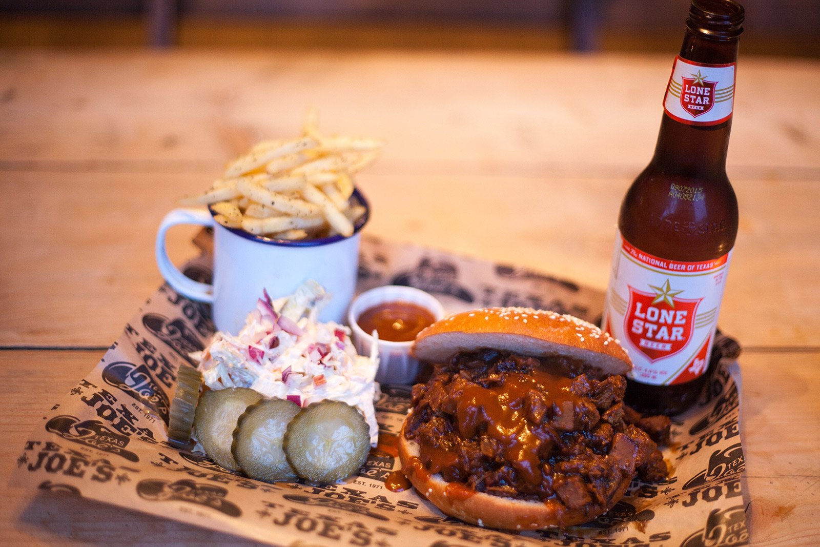 Texas Smoky Joes | London Restaurant