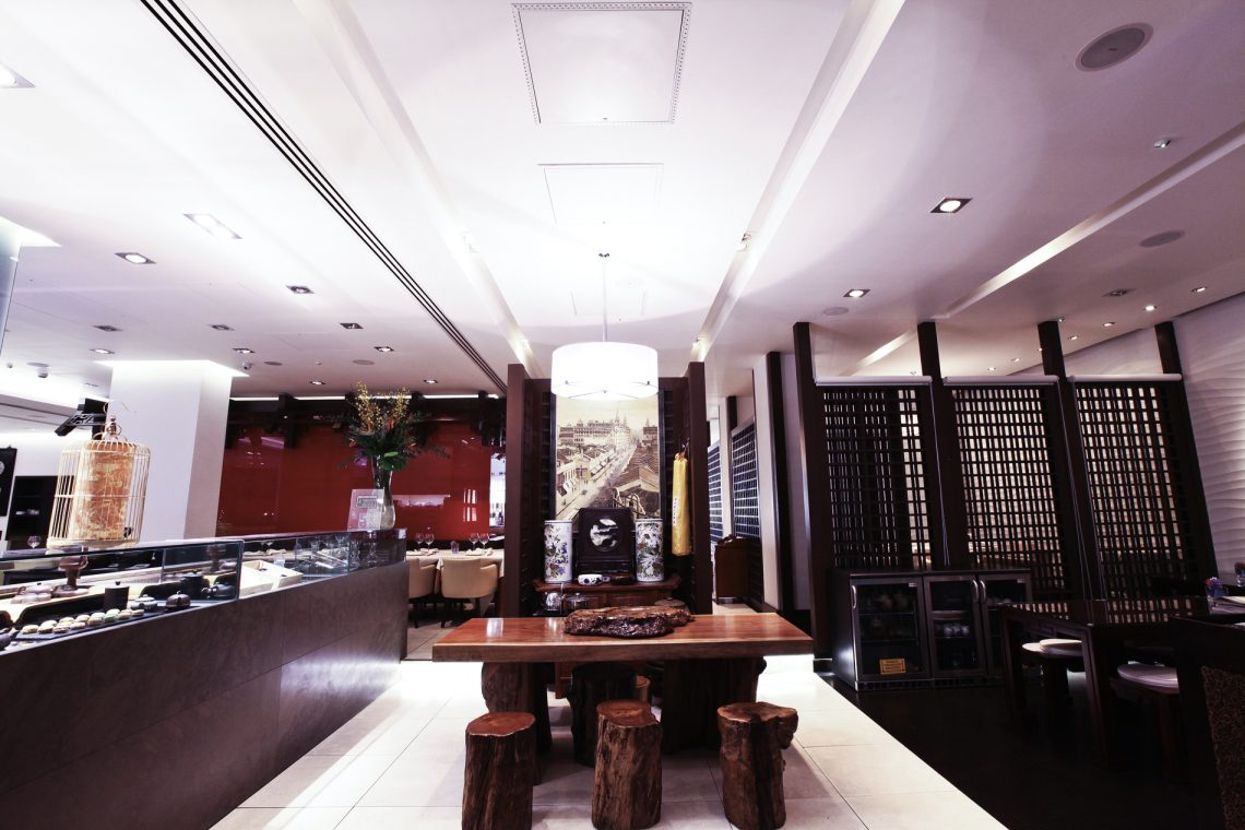 Celebrate Chinese Valentine's Day At Bright Courtyard Club