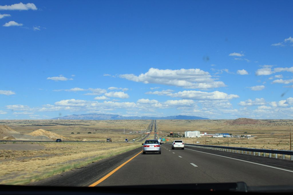 Arriving in Albuquerque | Great American Road Trip