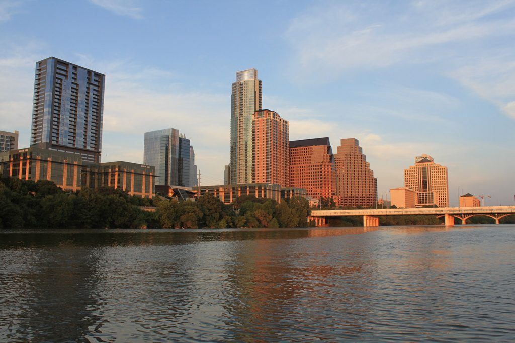 Austin Skyline | Great American Road Trip