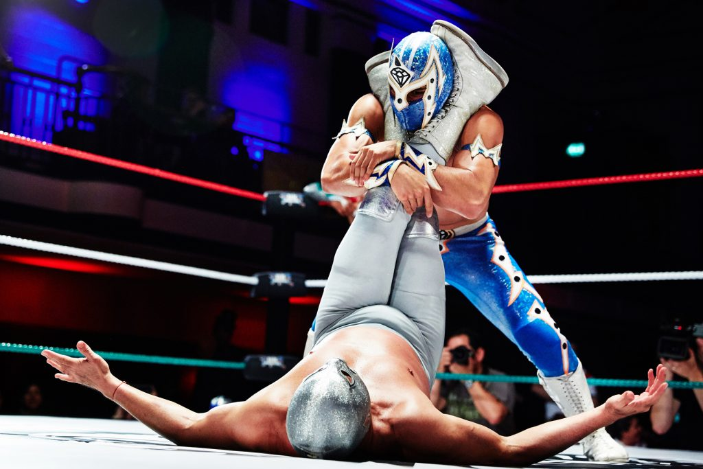 Lucha Libre World at York Hall‏