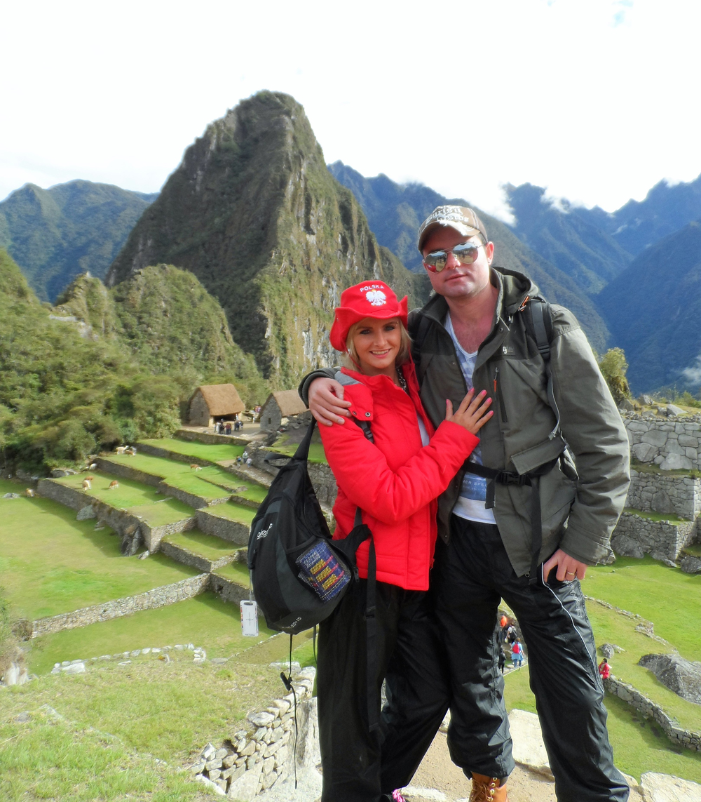 Be Inspired By....Declan & Paula | Machu Picchu, Peru