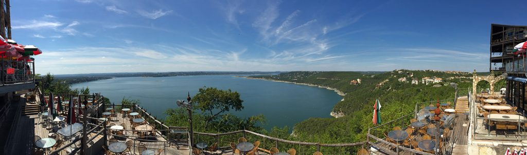 The Oasis on Lake Travis | Great American Road Trip