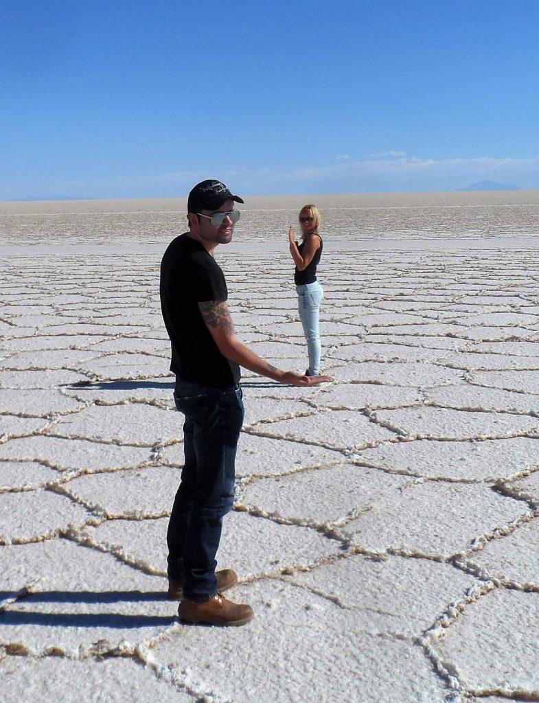 Be Inspired By....Declan & Paula | Salar de Uyuni, Bolivia
