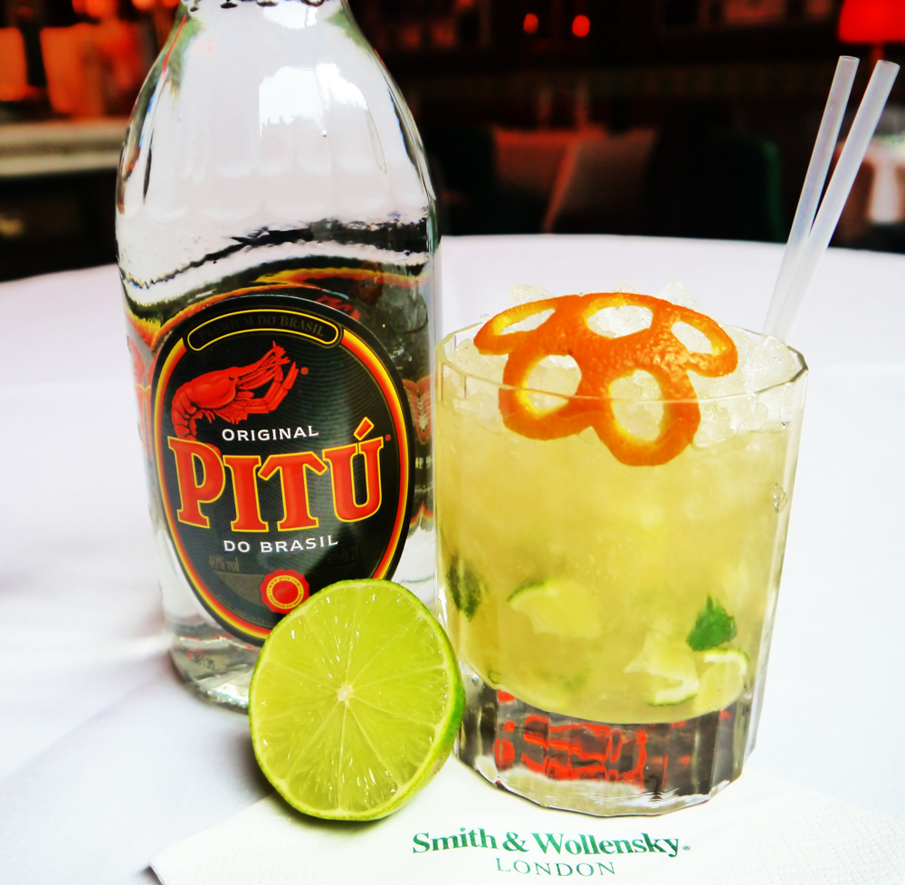 Eat Your Way Through The Olympics | Caipirinha's at Smith & Wollensky