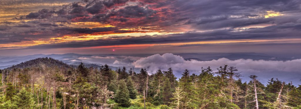 America's Most Beautiful National Parks | Part I | Great Smoky Mountains National Park, North Carolina/Tennesse | www.VisitTheUSA.co.uk