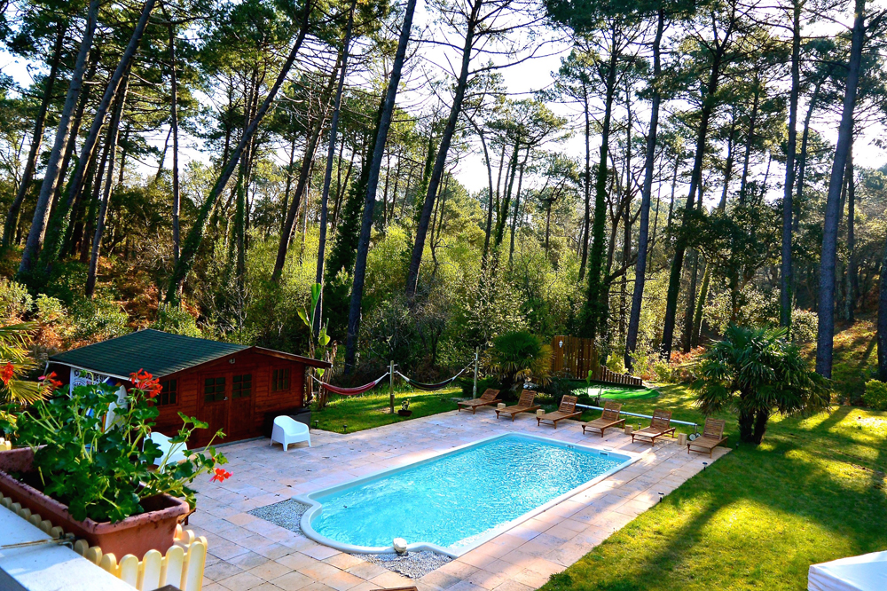 The World's Best Bohemian Surf Retreats | Part I | Villa des Chais, Hossegor, France