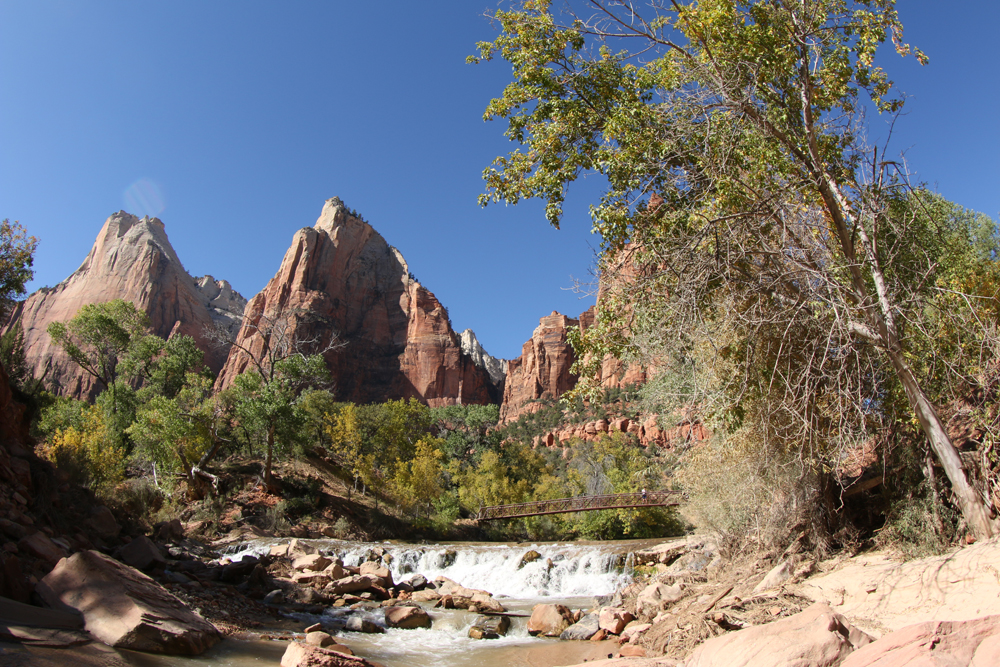 America's Most Beautiful National Parks | Part II | Zion National Park | www.VisitTheUSA.co.uk