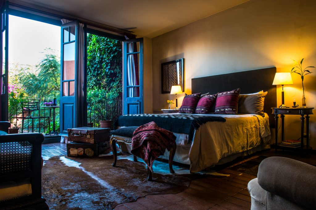 Top 7 Luxurious Hotels In Buenos Aires | Be Jardín Escondido by Coppola