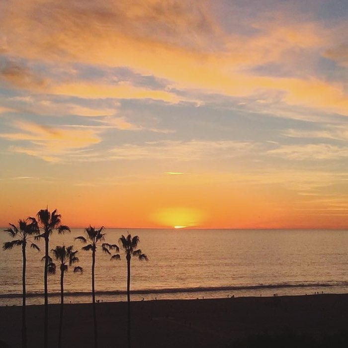 The World's Best Bohemian Surf Retreats | Part I | Hotel Shangri-La at The Ocean, Santa Monica, Los Angeles, USA