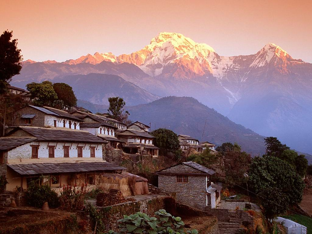 20 Unbelievable Off-the-Grids Getaways | Part I |Hidden Himalayan Hideaway | www.scottdunn.com