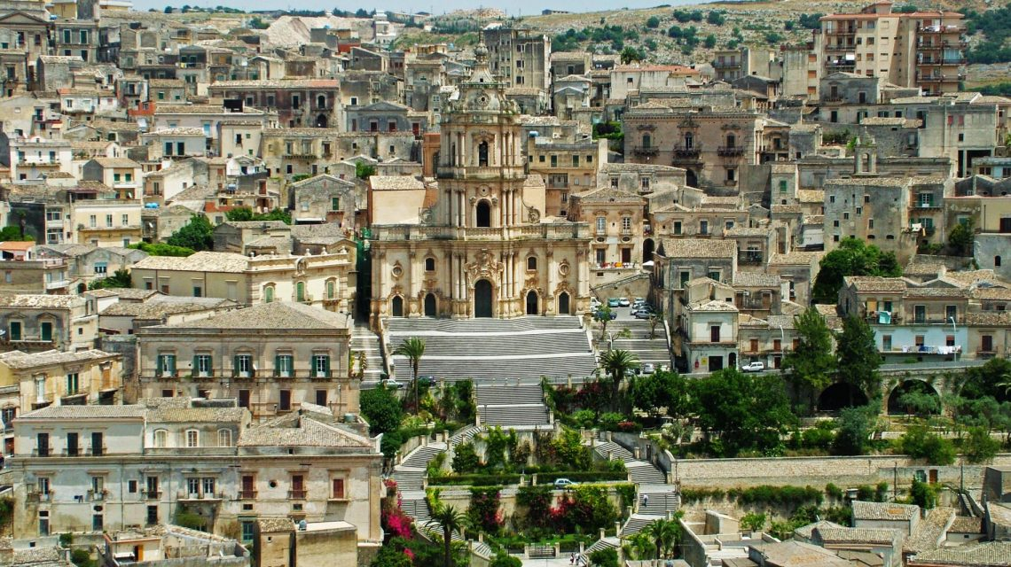 14 Picture Perfect European Towns | Modica - Sicily, Italy