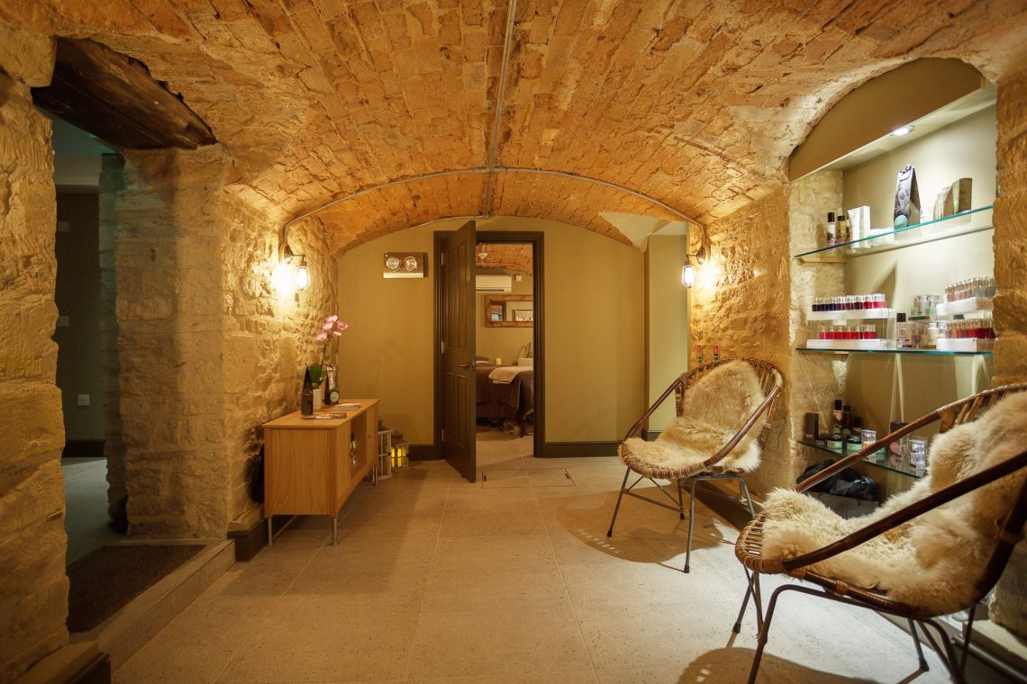 Why A Visit To This Underground Spa Is A Must   The Kings Head Hotel, Cirencester