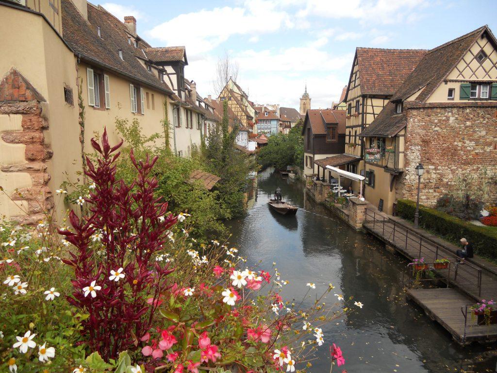 14 Picture Perfect European Towns | Alsace Colmar Petite Venise © F. Wach