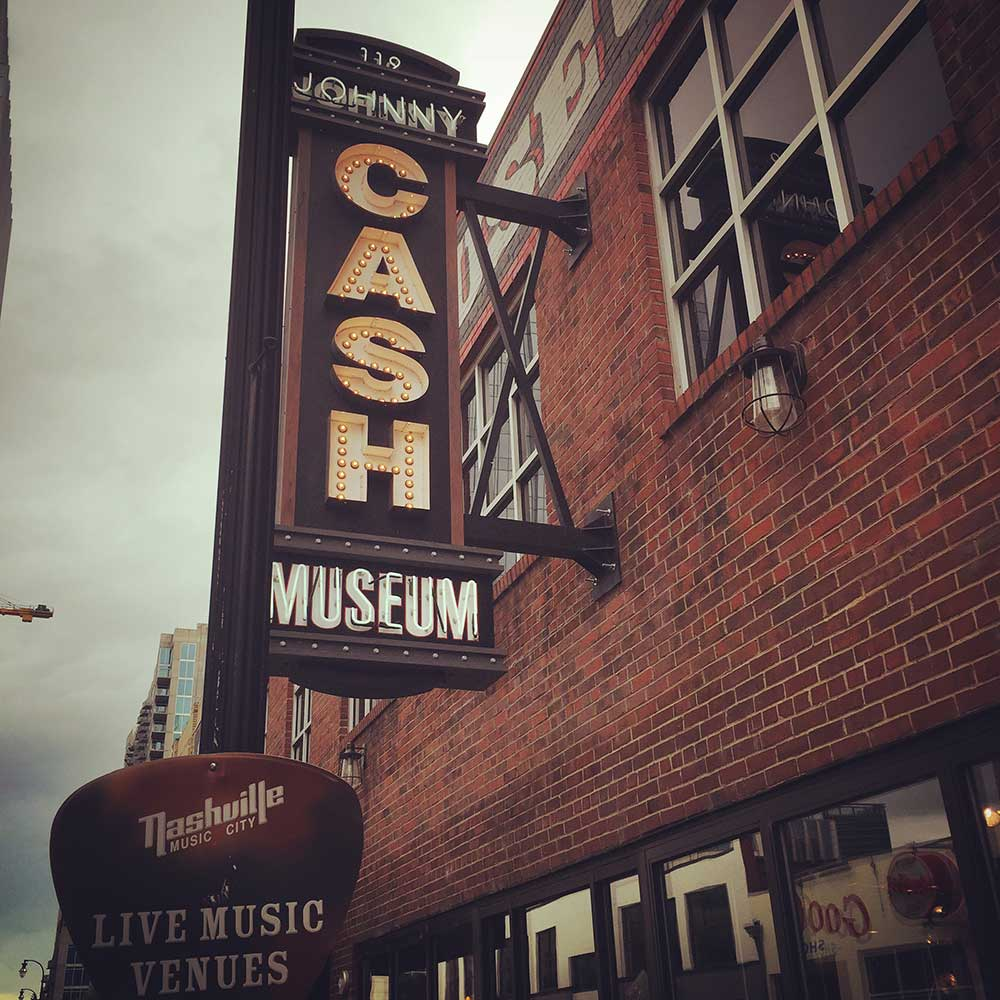 The Great American Road Trip - Johnny Cash Museum