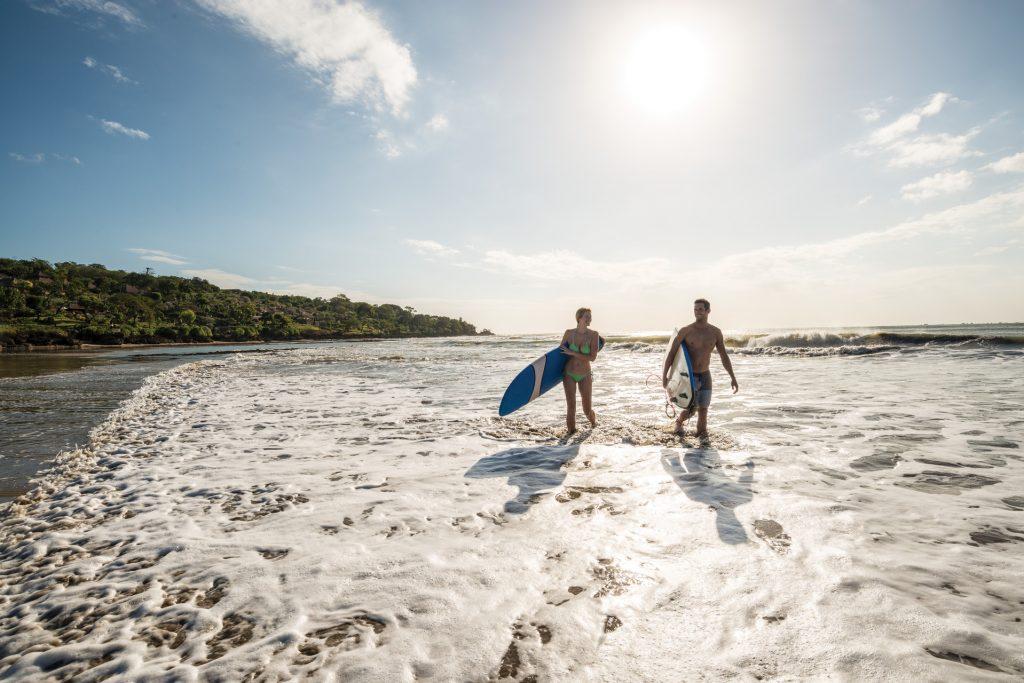 The World's Best Bohemian Surf Retreats | Part I | Four Seasons Resort Bali at Jimbaran Bay, Bali