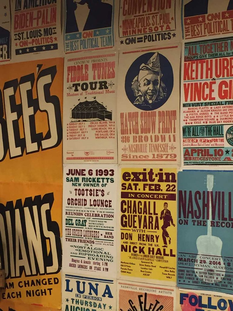 Great American Road Trip Hatch Show Print
