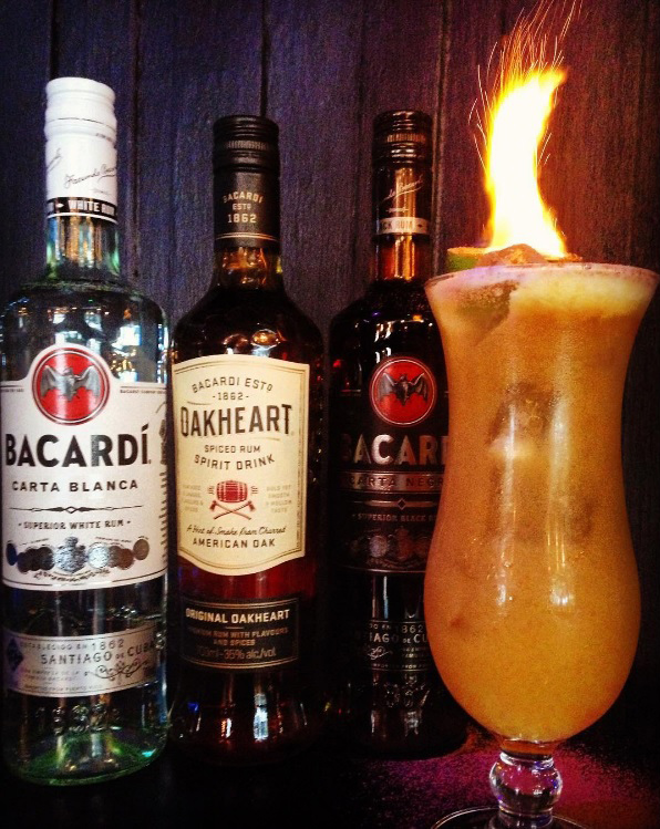 7 Must Try Rum Cocktails   Hurricane Cocktail