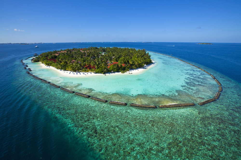 The World's Best Bohemian Surf Retreats | Part II | Kurumba- Maldives