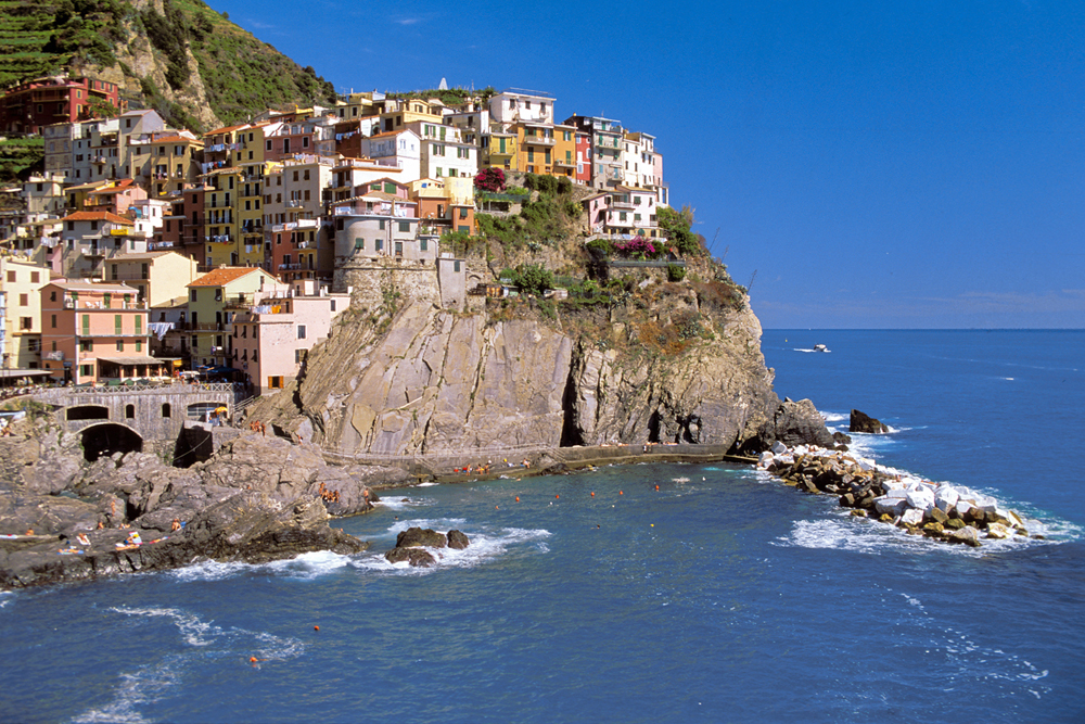14 Picture Perfect European Towns | MANAROLA-credits-to-mention-Photos-Archive-Agenzia-in-Liguria