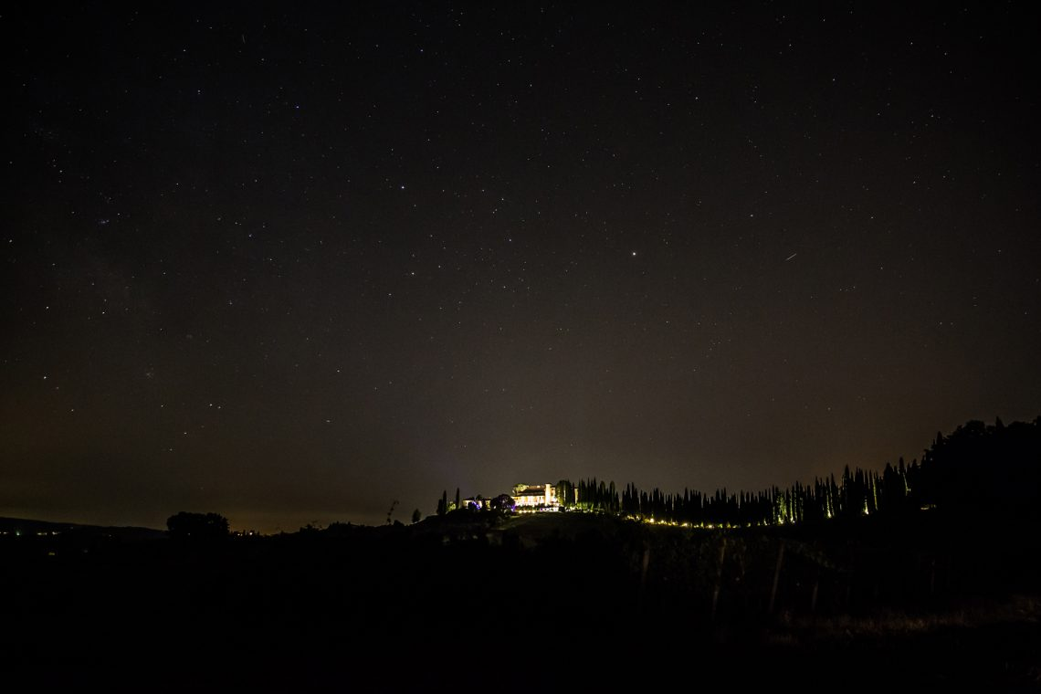 Starry Nights? You Haven't Experienced Any Like This! | Castello del Nero