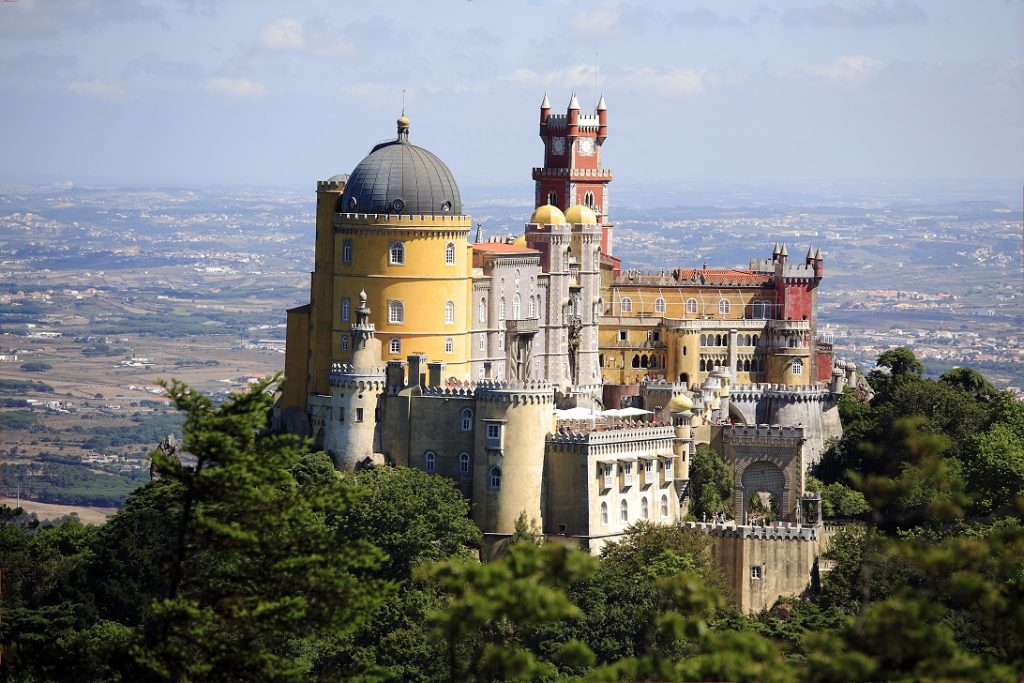 14 Picture Perfect European Towns | Sintra – Portugal