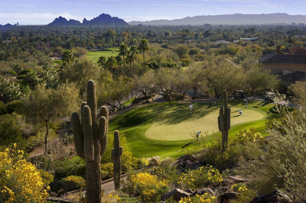 Luxurious Desert Hotels You Need To Know About | Part II | Mark Boisclair Photography, Inc | The Phoenician – Scottsdale, Arizona