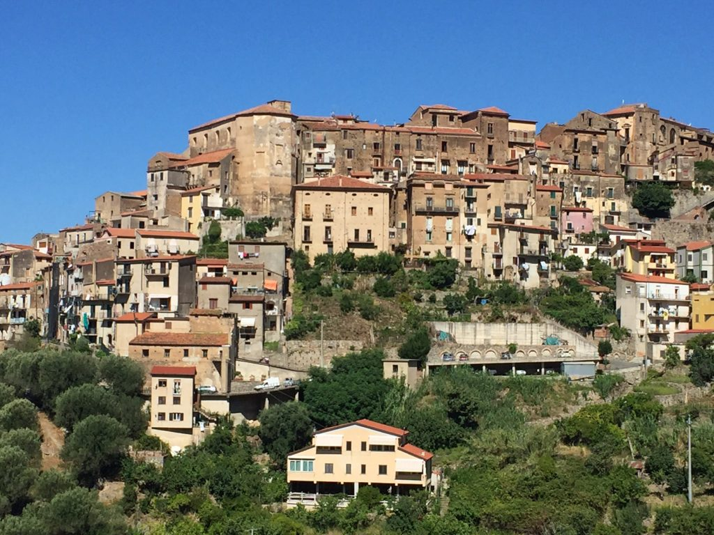 14 Picture Perfect European Towns | Pisciotta - Campania, Italy