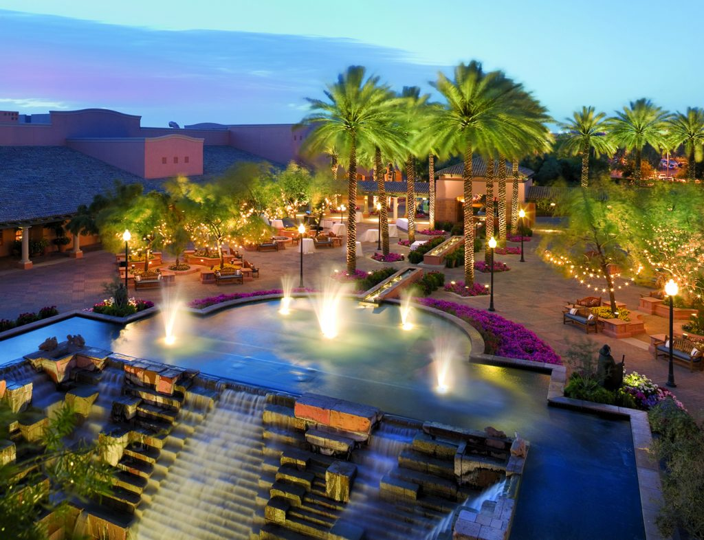 Luxurious desert hotels you need to know about part i for Small luxury hotels phoenix