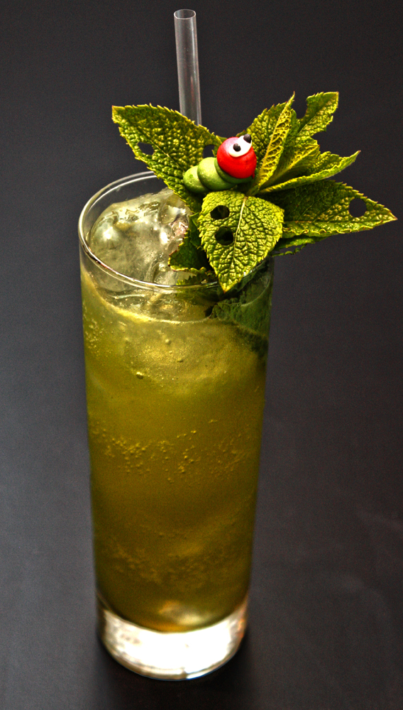 7 Must Try Rum Cocktails   The Hungry Caterpillar and Manzanilla-Victory Mansion
