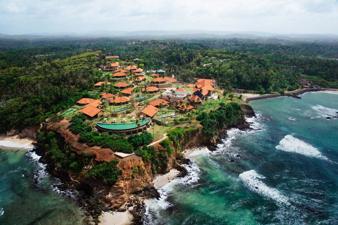 5 Boutique Hotel Havens In Sri Lanka | Cape Weligama